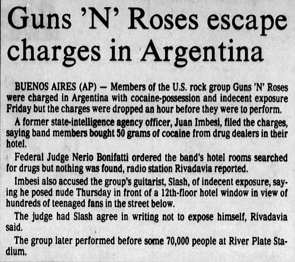 1993.07.16 - Estadio River Plate, Buenos Aires, Argentina 1993_132