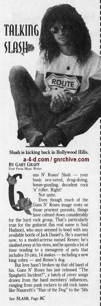 1993.11.26 - Detroit Free Press - Talking Slash 1993_172