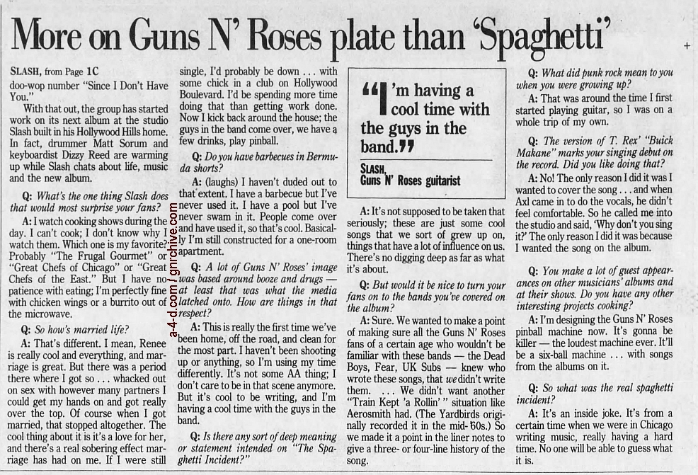 1993.11.26 - Detroit Free Press - Talking Slash 1993_173