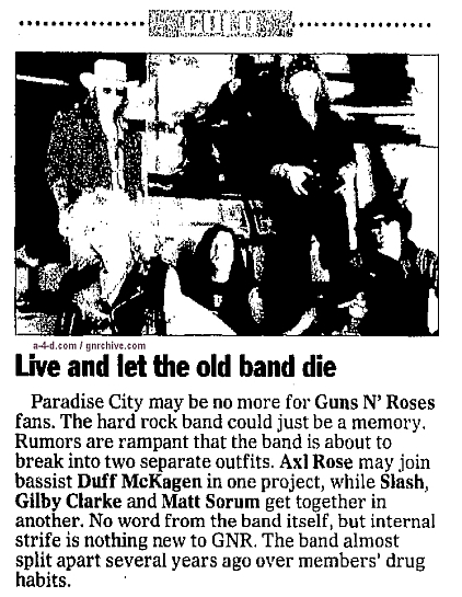 1994.07.28 - Winnipeg Free Press - Live and let the old band die 1994_039