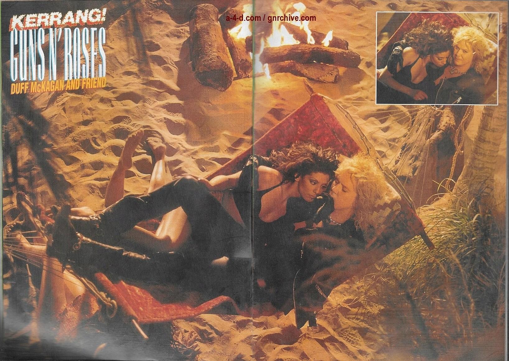 1994.03.19 - Kerrang - Video Violence! 1994_060
