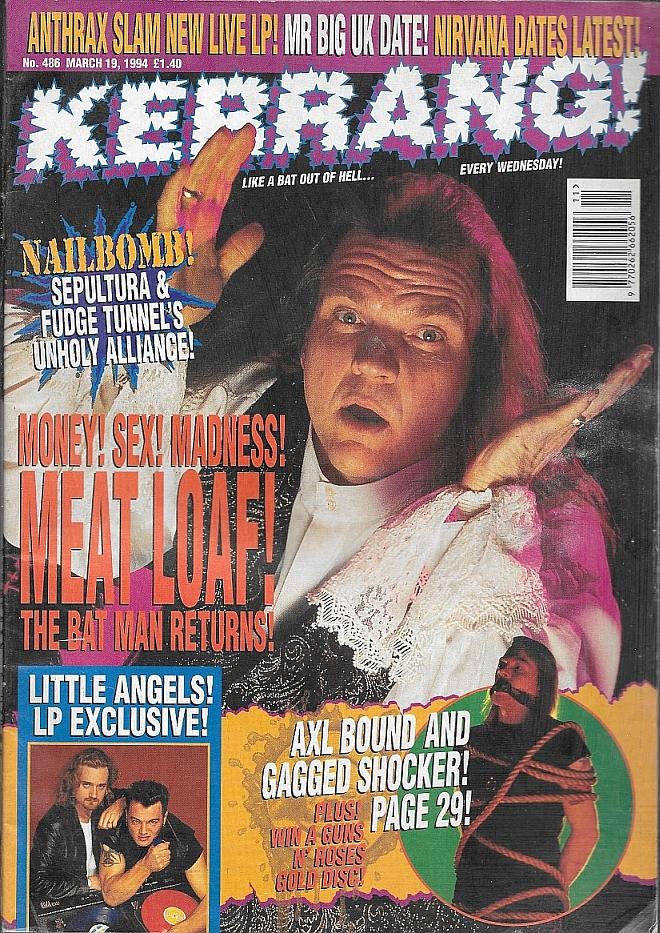 1994.03.19 - Kerrang - Video Violence! 1994_061