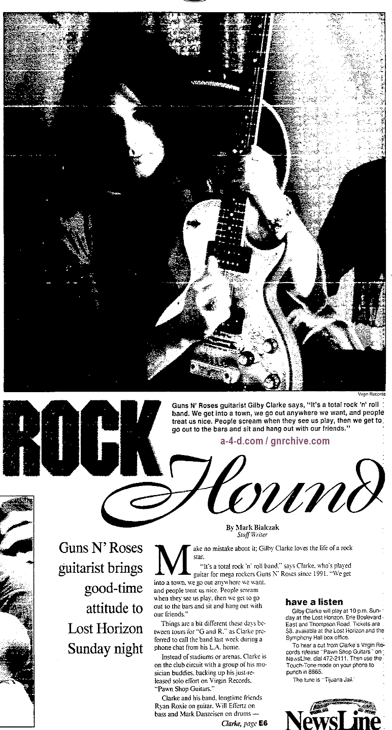 1994.10.06 - Syracuse Post-Standard - Rock Hound (Gilby) 1994_120