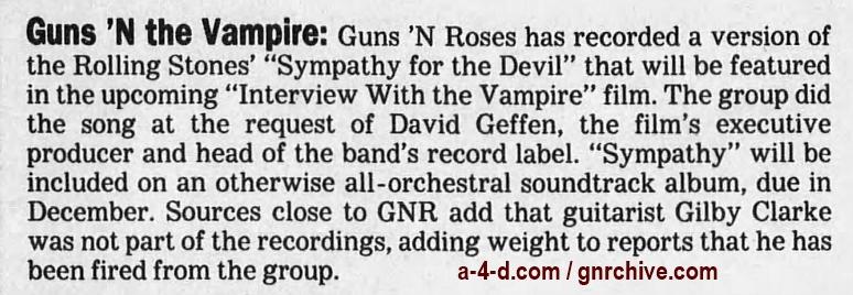 1994.10.27 - Los Angeles Times - Guns 'N the Vampire 1994_125