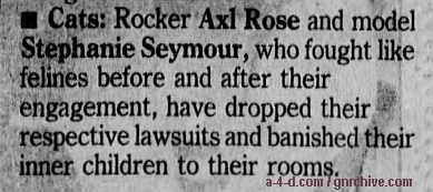 1995.04.13 - Detroit Free Press - Short Notice (Axl) 1995_026