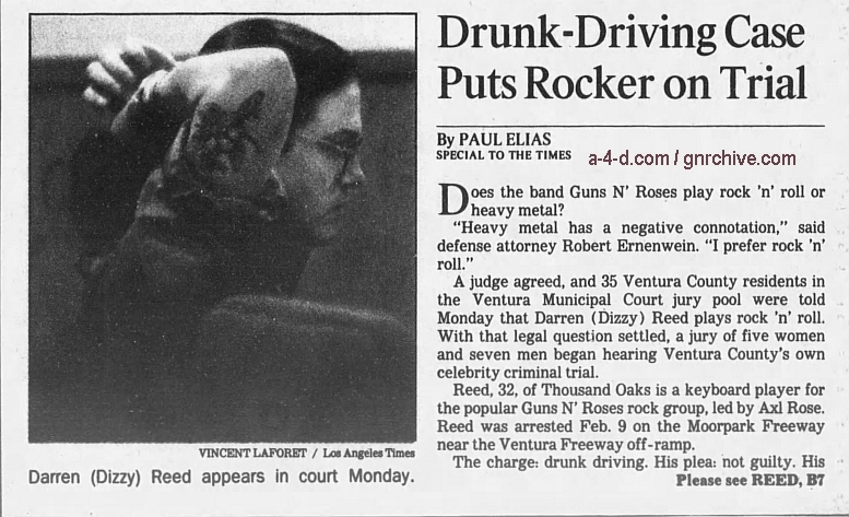 1995.07.18 - Los Angeles Times - Drunk-Driving Case Puts Rocker on Trial (Dizzy) 1995_035
