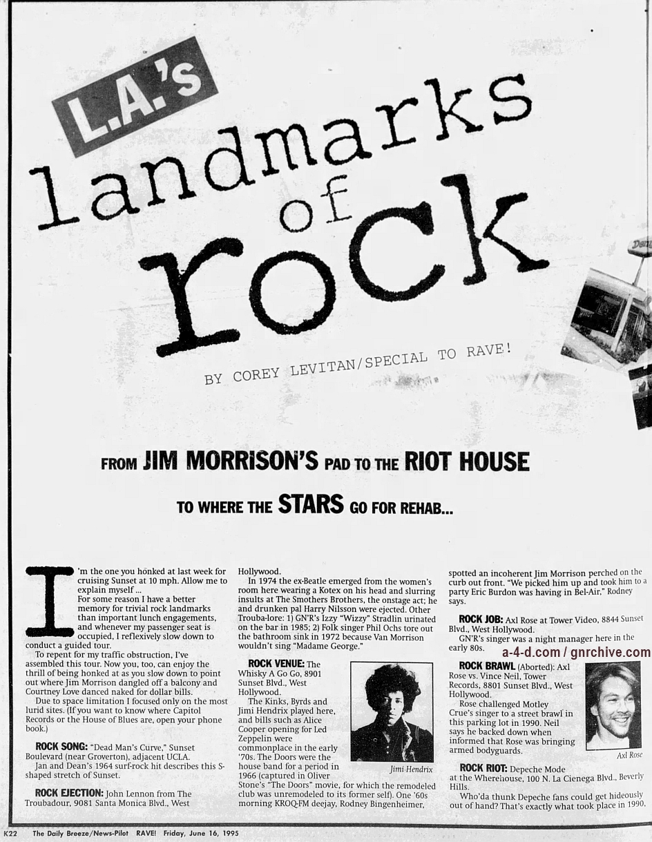 1995.06.16 - News Pilot - L.A.'s Landmarks of Rock 1995_052