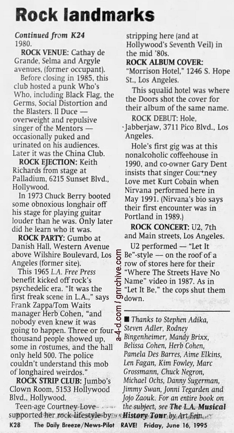 1995.06.16 - News Pilot - L.A.'s Landmarks of Rock 1995_054
