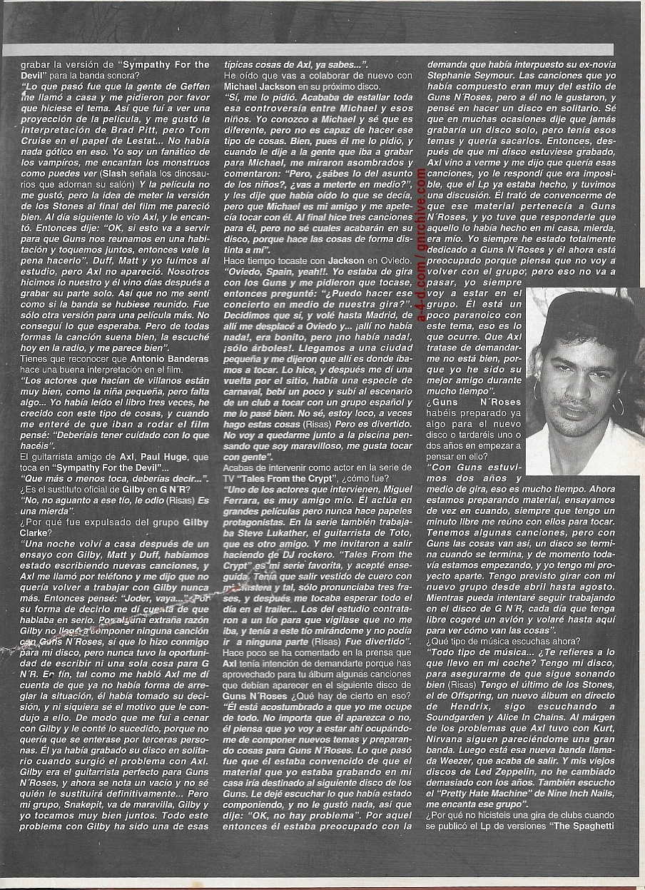 1995.02.DD - Popular 1 (Spain) - Interview with Slash 1995_p14