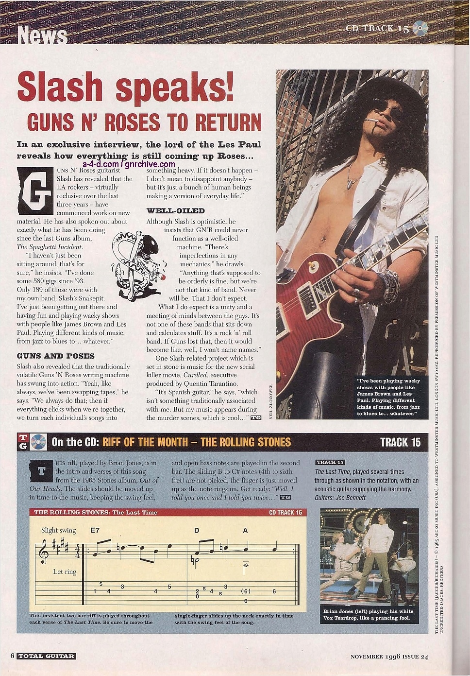 1996.11.DD - Total Guitar - Slash Speaks! 1996-110