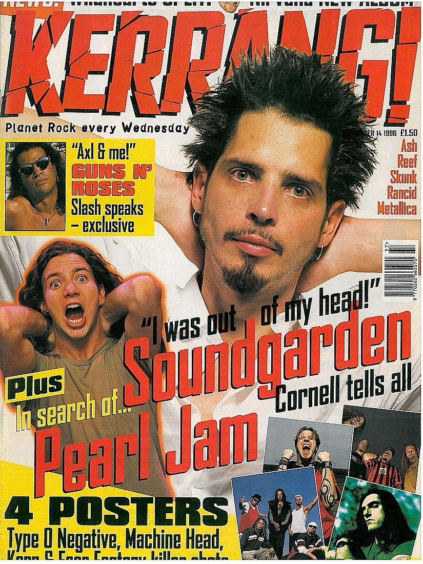 1996.09.14 - Kerrang! - GN'R Lies: The Splits, The Feuds, The Shocking Truth (Slash) 1996_111