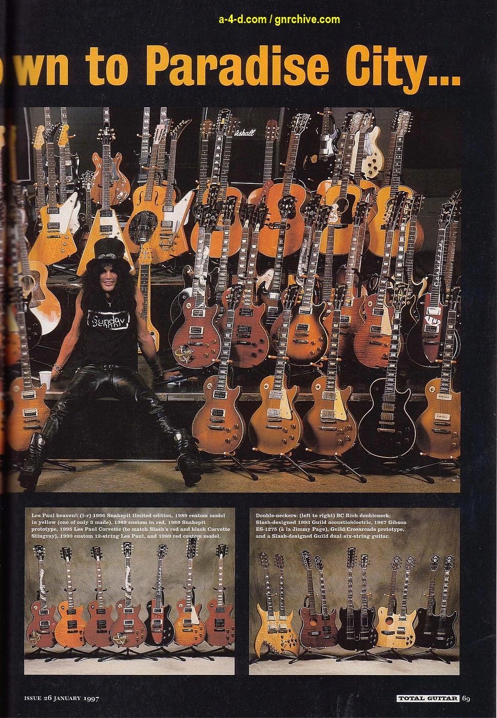 1997.01.DD - Total Guitar - Rock and Roses (Slash) 1997-018