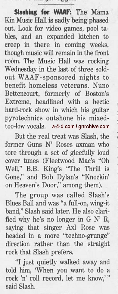 1997.05.30 - The Boston Globe - Slashing for WAAF 1997_010