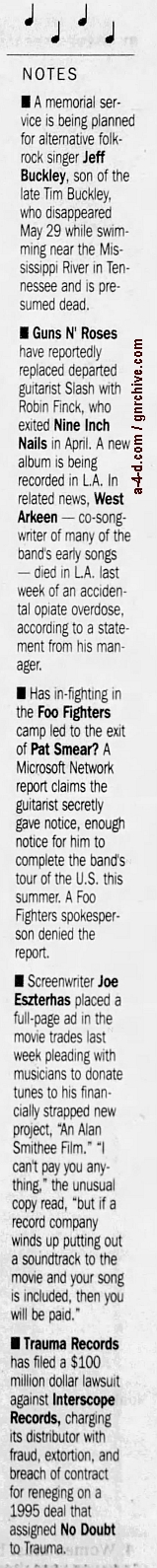 1997.06.06 - News Pilot - Short Notice 1997_021