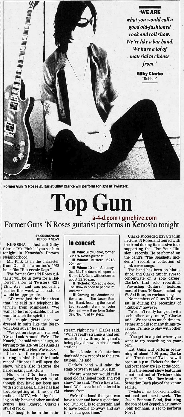 1998.10.31 - Kenosha News - Top Gun (Gilby) 1998_115