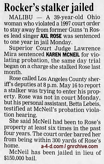 2000.06.20 - AP/Santa Cruz Sentinel - Rocker's Stalker Jailed 2000_040