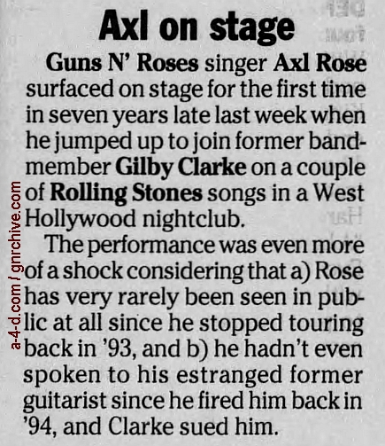 2000.06.27 - Rolling Stone - Axl Rose Comes Out of Hiding to Sing Stones Covers (Gilby) 2000_048