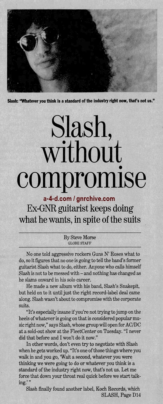 2000.08.04 - The Boston Globe - Slash, Without Compromise 2000_050