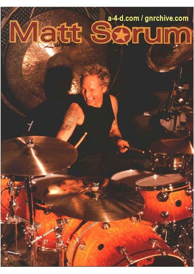 2001.09.DD - Modern Drummer - Matt Sorum: Surviving Super Stardom 2001_015