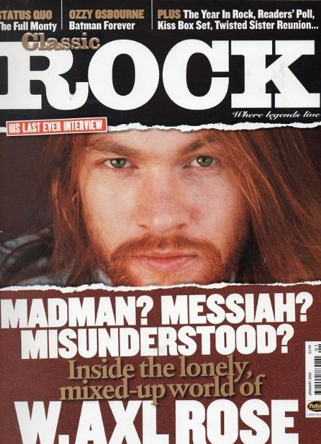 2002.01.DD - Classic Rock - Inside The Lonely, Mixed-Up World Of W. Axl Rose 2002_011