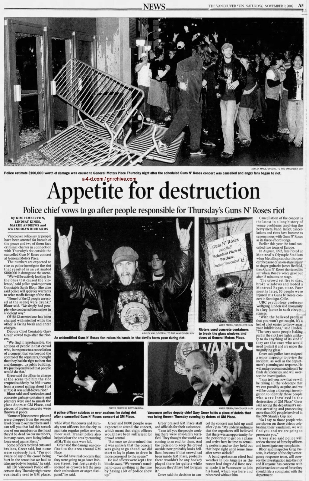 2002.11.08-13 - The Vancouver Sun - Reports on the riot in Vancouver 2002_117
