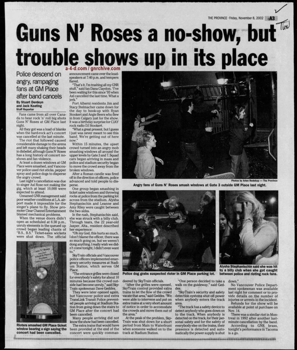 2002.11.08-15 - The Province - Various articles about the riot in Vancouver 2002_119