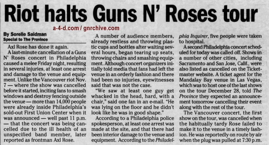 2002.12.08 - The Province - Riot Halts Guns N' Roses Tour 2002_185
