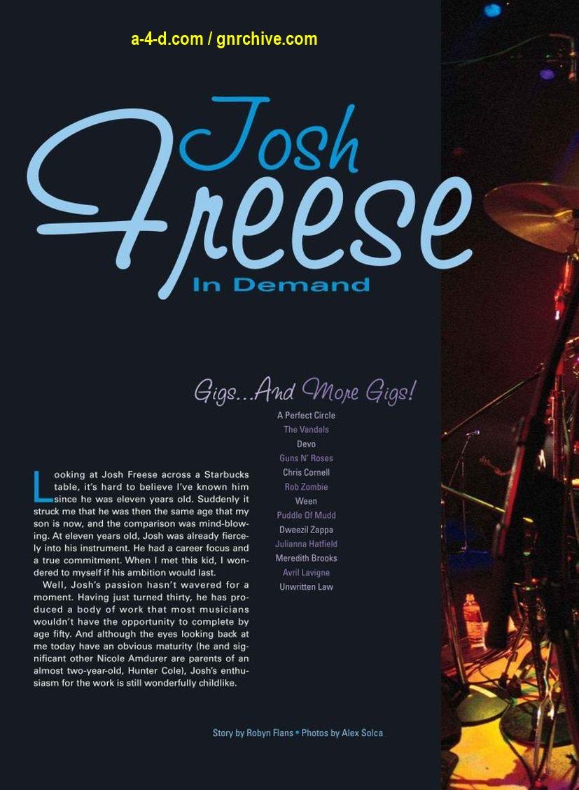 2003.03.DD - Modern Drummer - Josh Freese: In Demand 2003_036