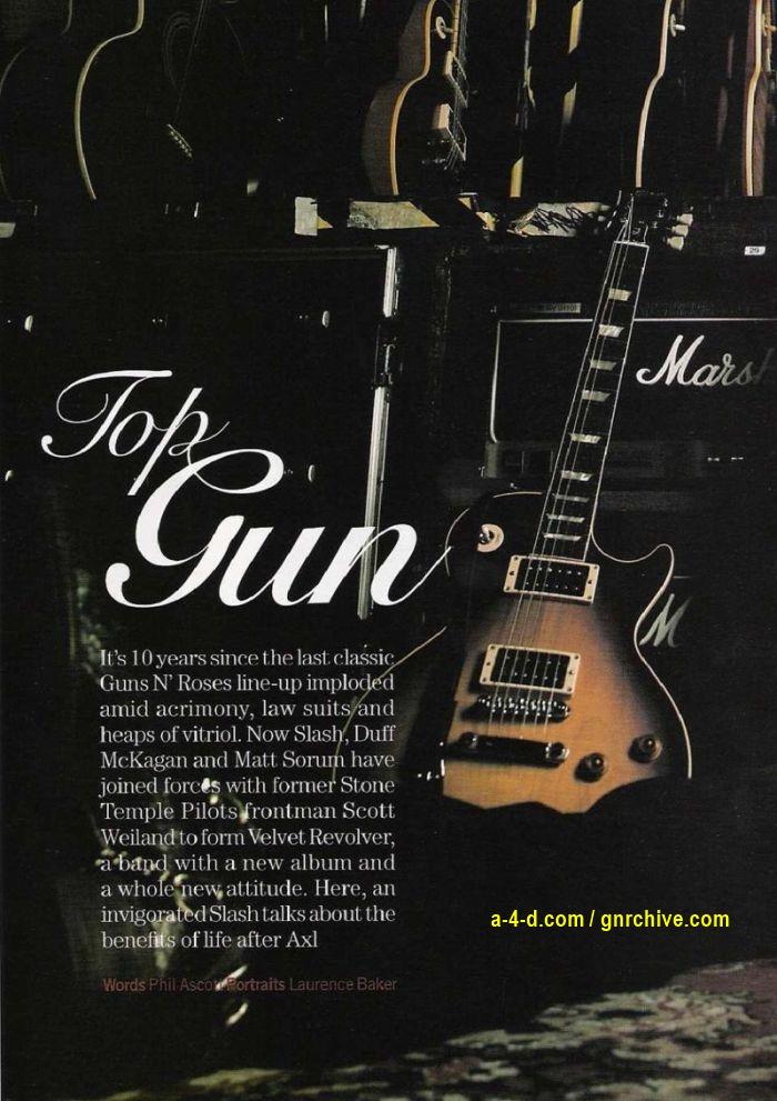 2004.07.DD - Guitarist Magazine - Top Gun (Slash, Duff) 2004-026