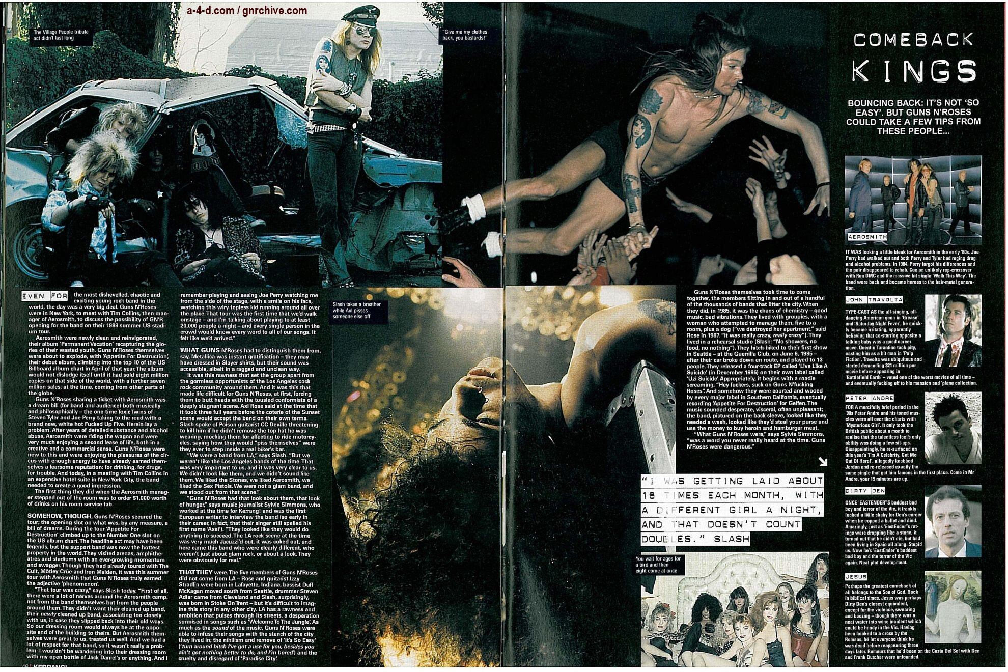 2004.03.20 - Kerrang! - Welcome To The Jungle 2004-045
