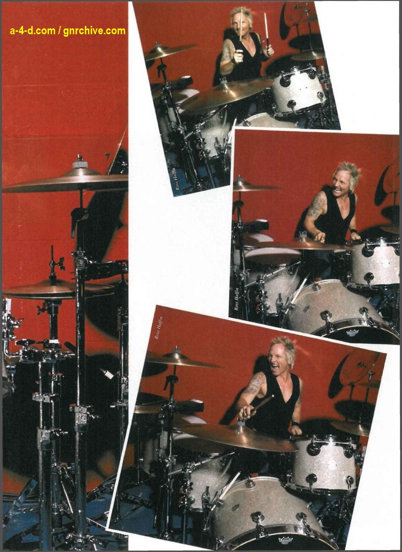 2005.02.DD - Modern Drummer - Matt Sorum: On Top... Again (Matt, Slash) 2005_012