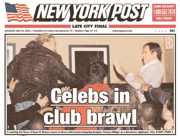 2006.05.20 - New York Post - Tommy Hilfiger Dresses Down Axl in Brawl 2006_011