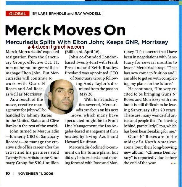 2006.11.11 - Billboard - Merck Moves On 2006_140