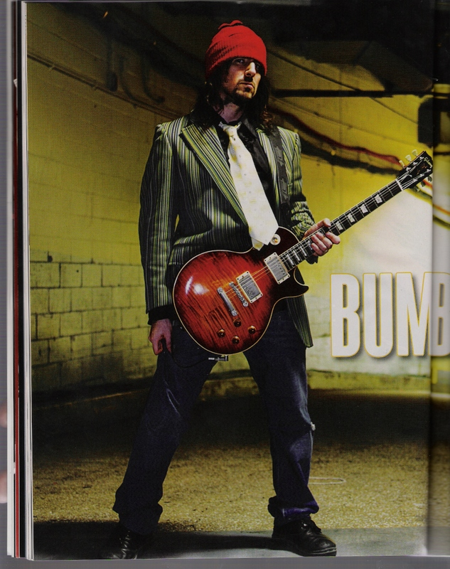 2007.01.DD - Guitar One - Who Is Bumblefoot? 20070111