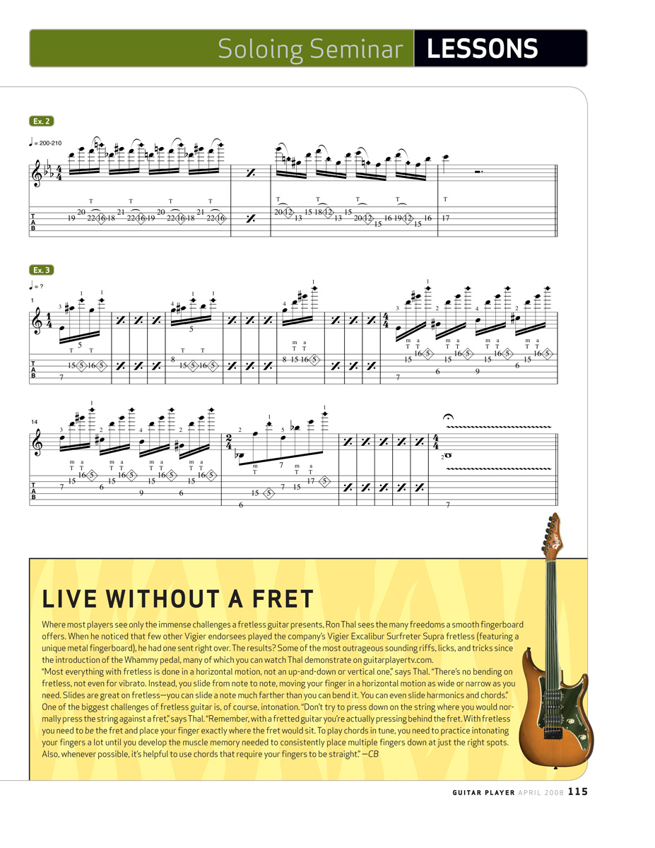 2008.04.DD - Guitar Player Magazine - Tapping Into Genius (Bumblefoot) 20080413