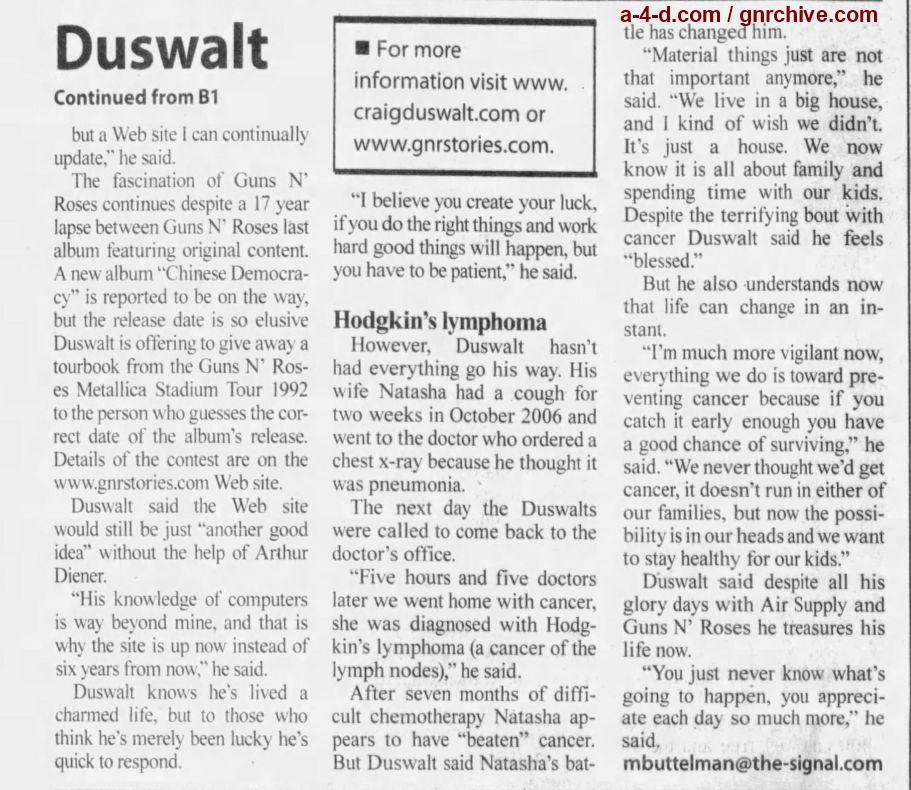 2008.07.27 - The Signal - Guns N' Roses, Rock n' Roll (Craig Duswalt) 2008_010