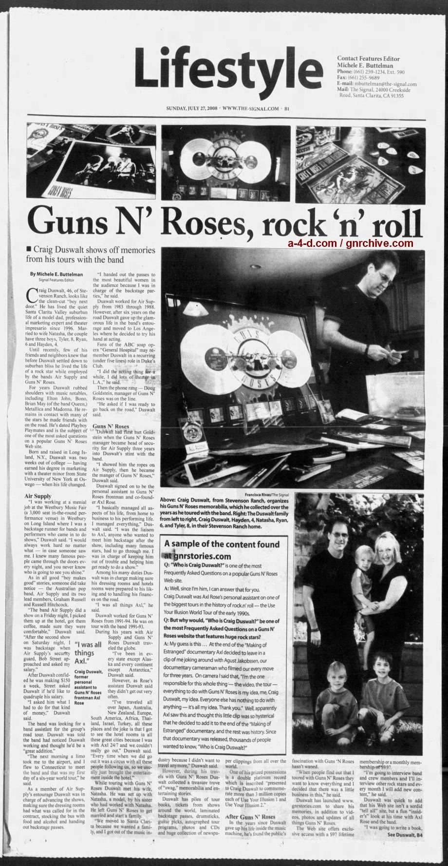 2008.07.27 - The Signal - Guns N' Roses, Rock n' Roll (Craig Duswalt) 2008_011