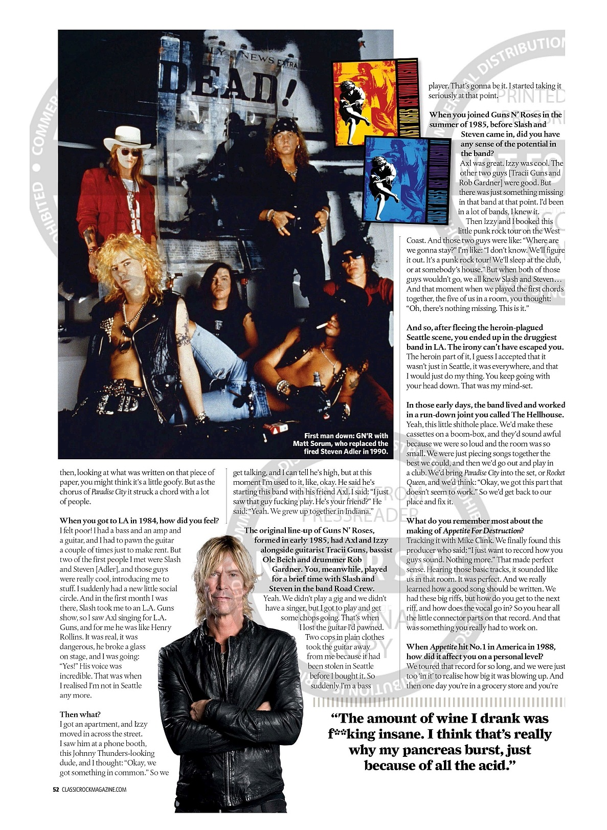 2019.05.DD - Classic Rock - Duff McKagan: We wanted Izzy to be part of Guns N' Roses reunion 2019_043
