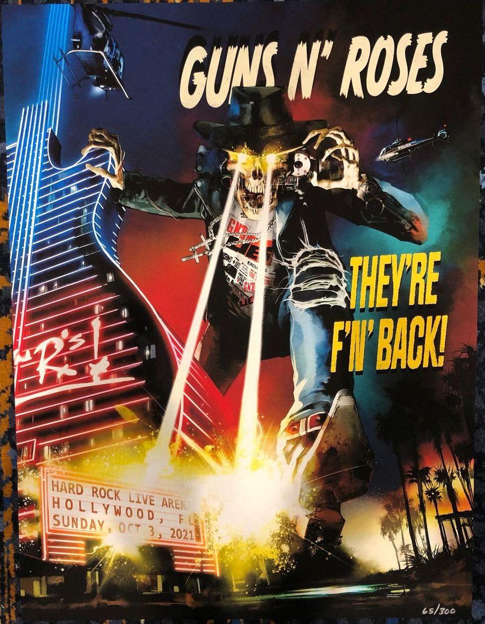 2021.10.03 - Hard Rock Live Arena, Hollywood, FL, USA. 2021_111