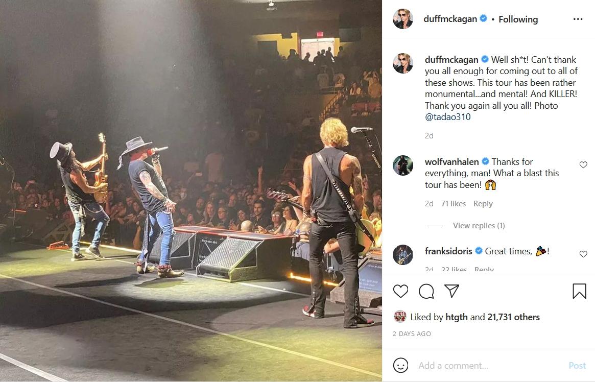 2021.10.03 - Hard Rock Live Arena, Hollywood, FL, USA. 2021_113