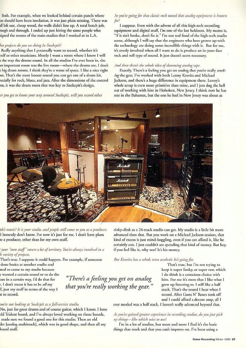 1999.01.DD - Home Recording Magazine - Slash In The Studio _slash10