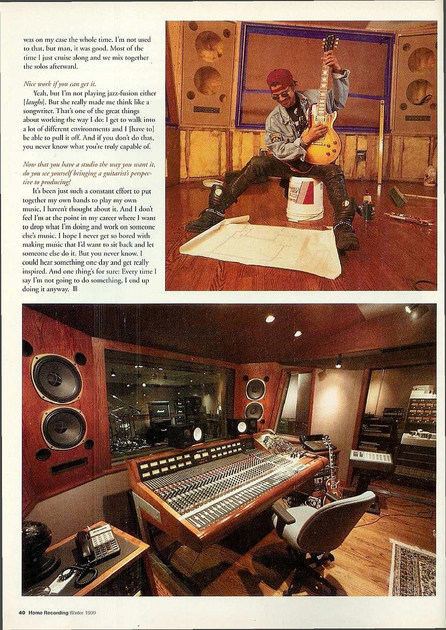 1999.01.DD - Home Recording Magazine - Slash In The Studio _slash14