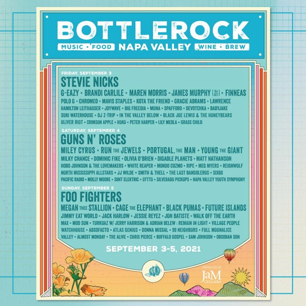 2021.09.04 - Bottlerock Music Festival, Napa, CA, USA Bottle10