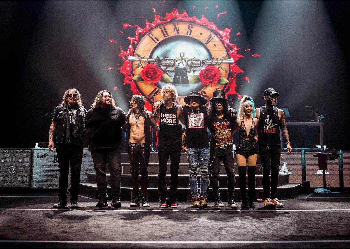 2021.10.02 - Hard Rock Live Arena, Hollywood, FL, USA Faynzh10