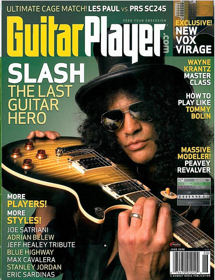 2008.06.DD - Guitar Player - Hustle & Flow (Slash) Guitar20
