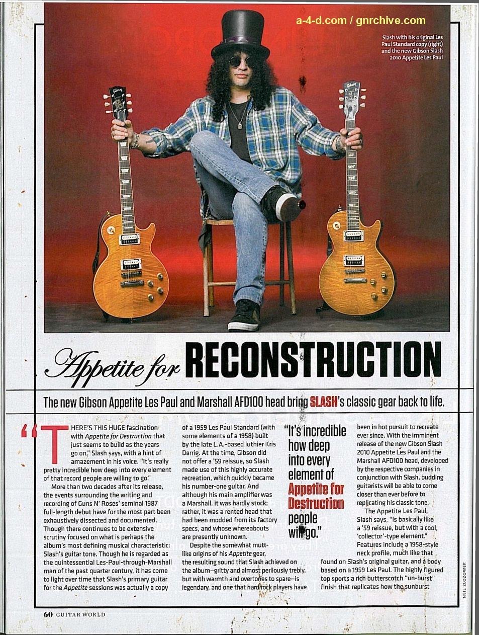 2010.05.DD - Guitar World - Appetite For Reconstruction (Slash) Guitar33