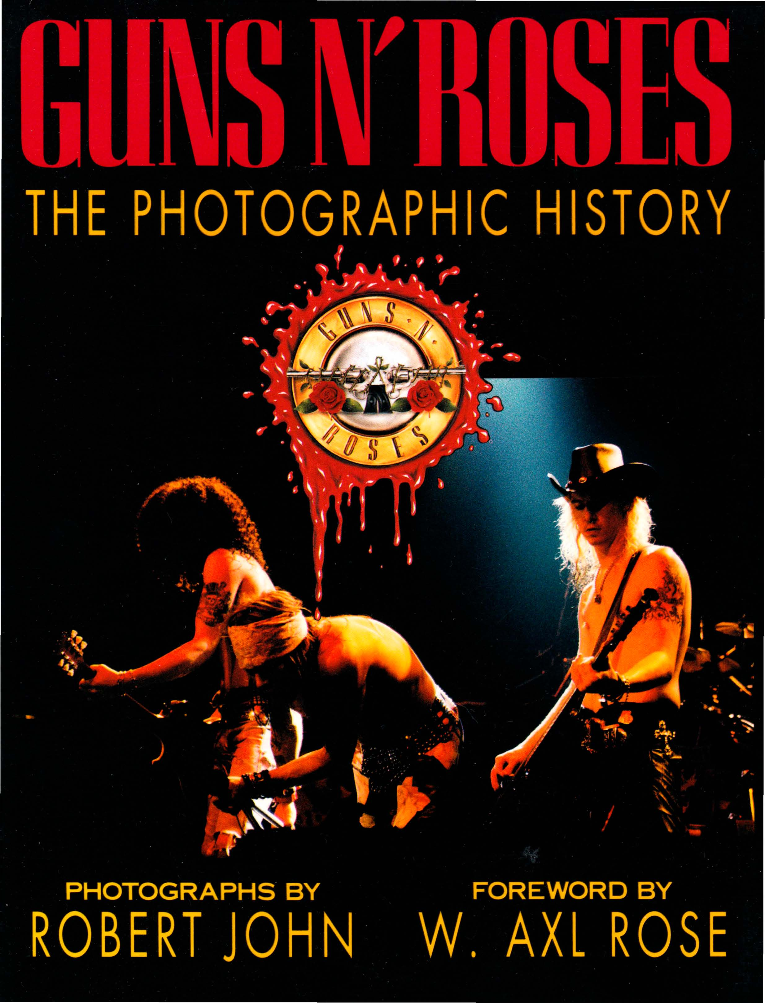 "1993.05.13 - Foreword to ""Guns N' Roses: The Photographic History"" (Axl) Guns-n10"