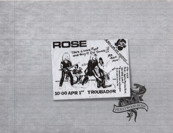 2004.06.22 - Hollywood Rose CD Booklet - The Hollywood Rose Story (Vicky Hamilton) Hr-roo19