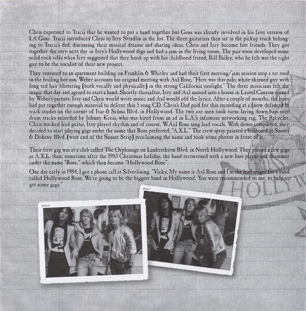 2004.06.22 - Hollywood Rose CD Booklet - The Hollywood Rose Story (Vicky Hamilton) Hr-roo23