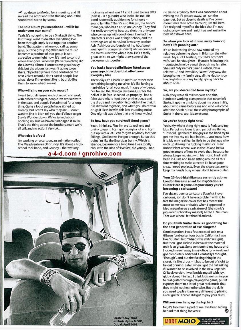 2008.06.DD - Mojo Magazine - Slash: The Truth About His Past, Present and Future Mojo_j17